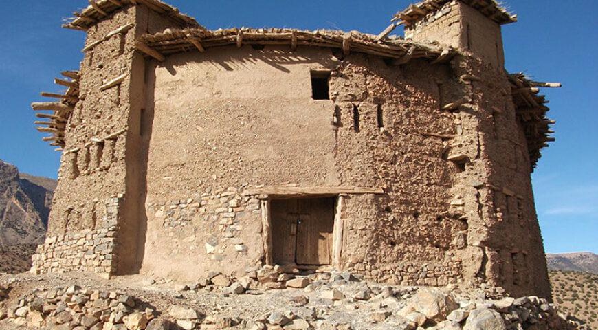 Speicherburg Sidi Moussa bei Timit