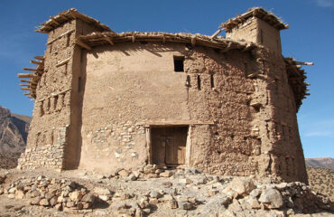 Speicherburg Sidi Moussa bei Tabant