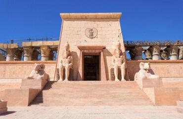 Atlas-Filmstudios in Ouarzazate
