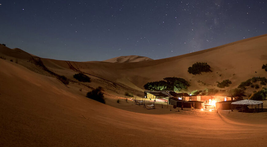 Camp im Erg Chebbi