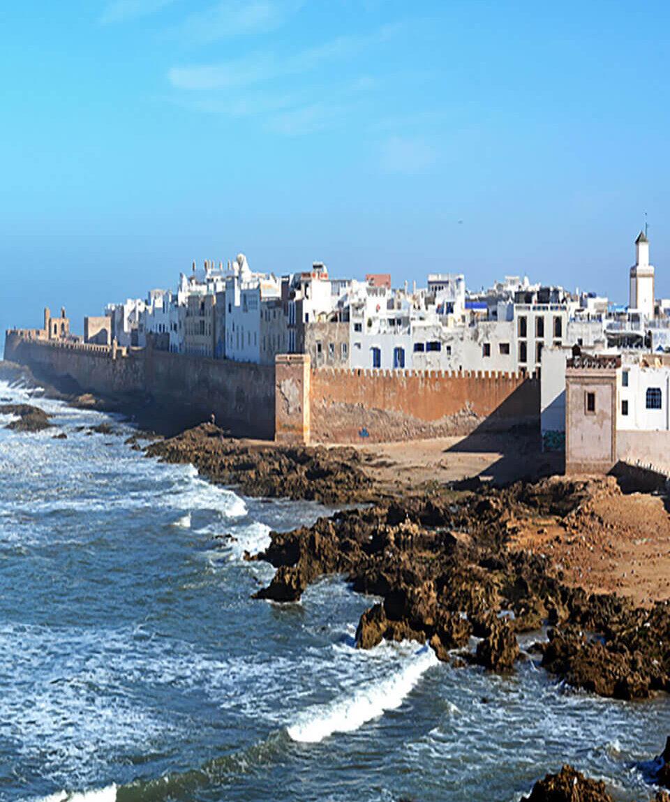 Medina und Sqala von Essaouira