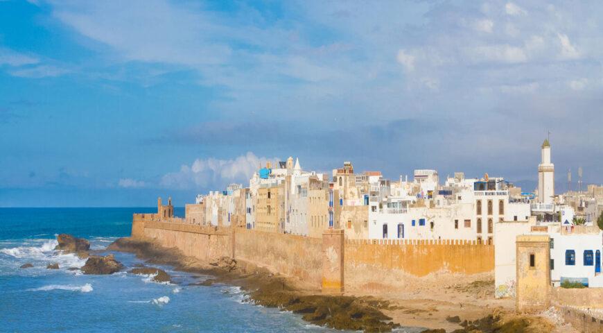 Sqala und Medina von Essaouira