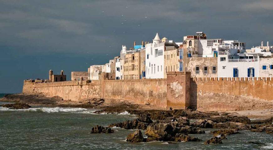 Sqala de la ville und Medina von Essaouira