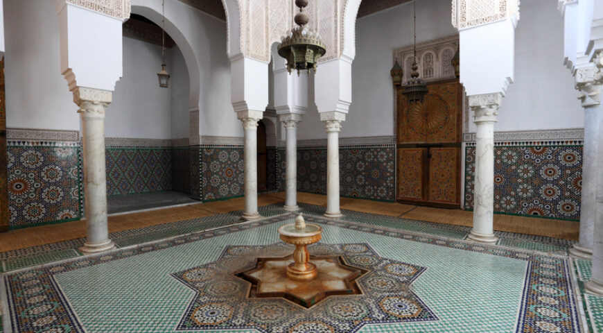 Meknès – Grabmoschee