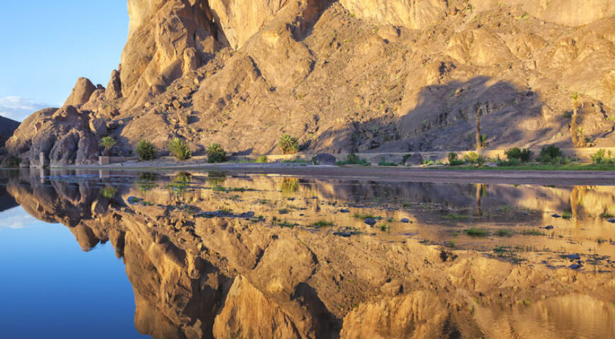 Oase Fint nahe Ouarzazate