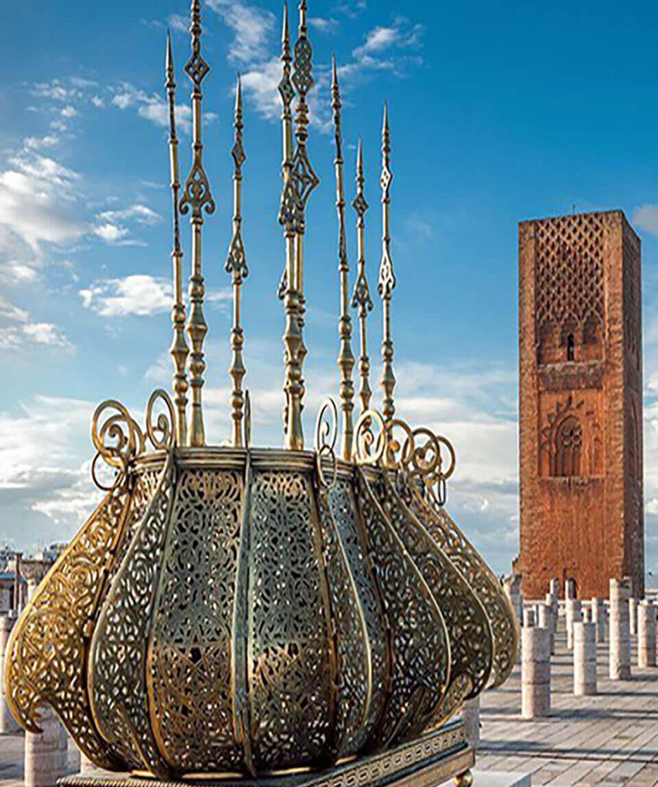 Hassansaeule in Rabat
