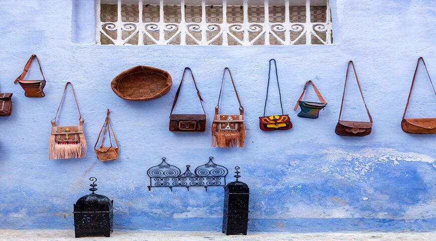 Titelbild Reiseinfos Marokko Chefchaouen