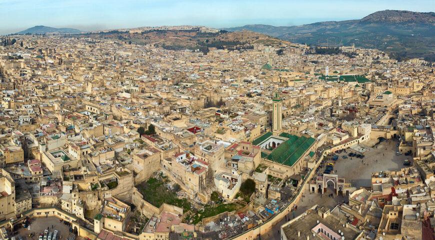 Titelbild Weltkulturerbe Marokko