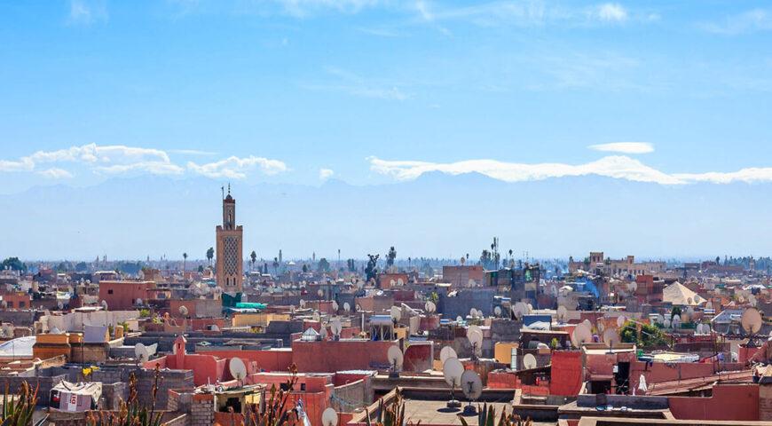 Titelbild Fluege nach Marokko
