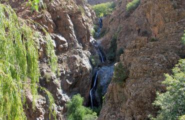 obere Wasserfaelle bei Setti Fatma