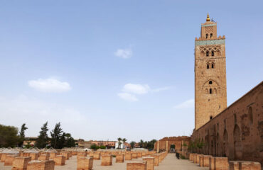 Koutoubia-Moschee in Marrakech
