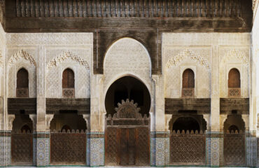 Medersa Ben Youssef in Marrakech